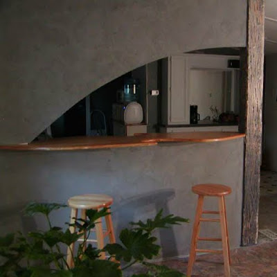 Original Rustic Contemporary Designed bar