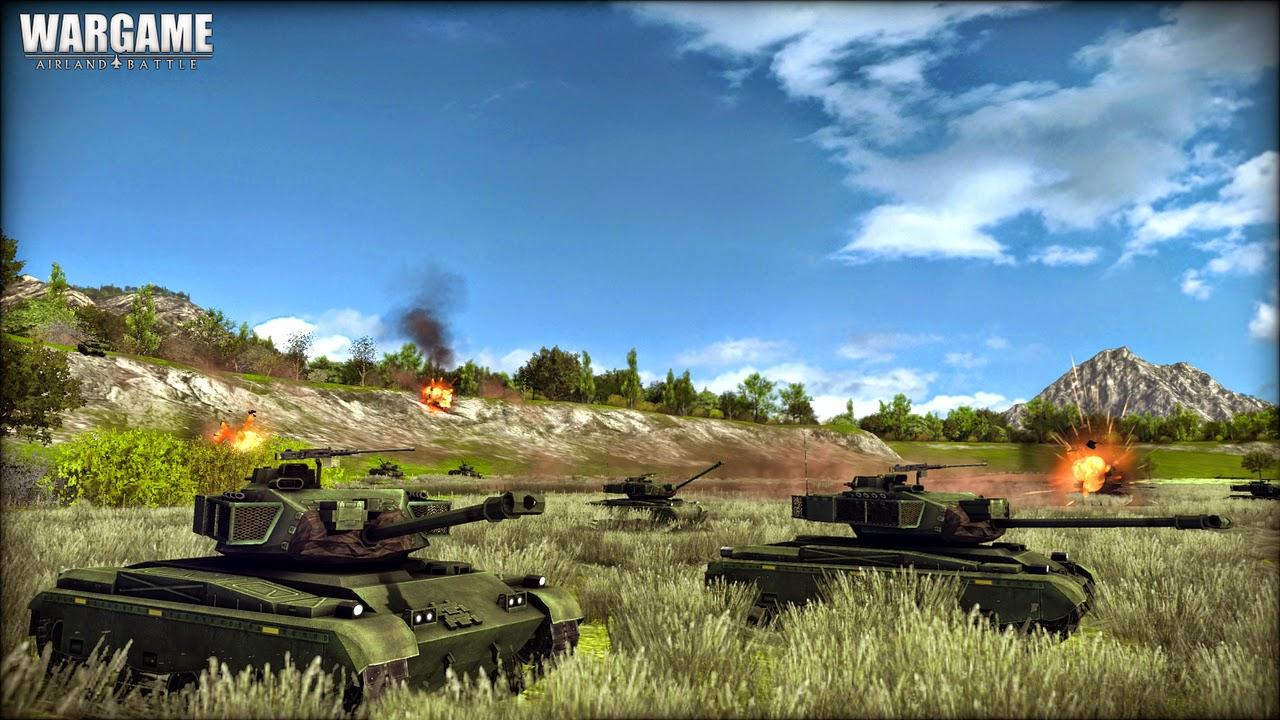 WarGame Airland Battle Screenshot