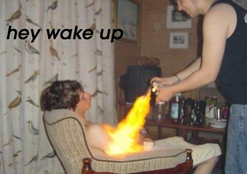 Wake Up Hard