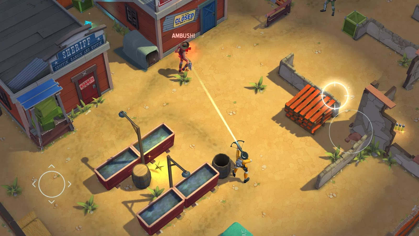 Space Marshals apk obb