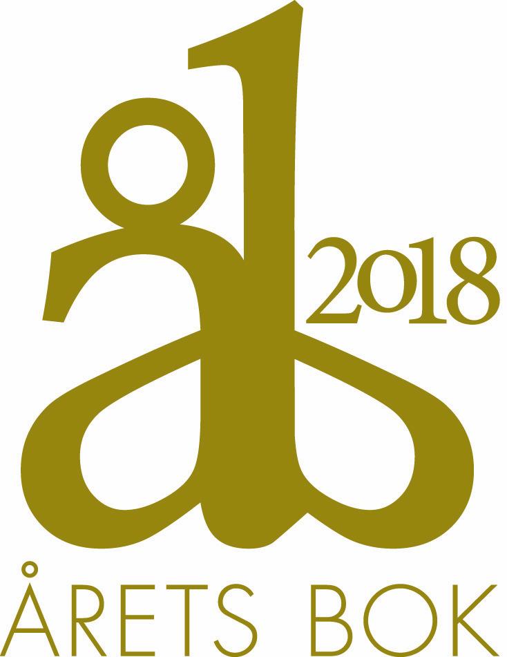 Ambassadör för Årets bok 2018