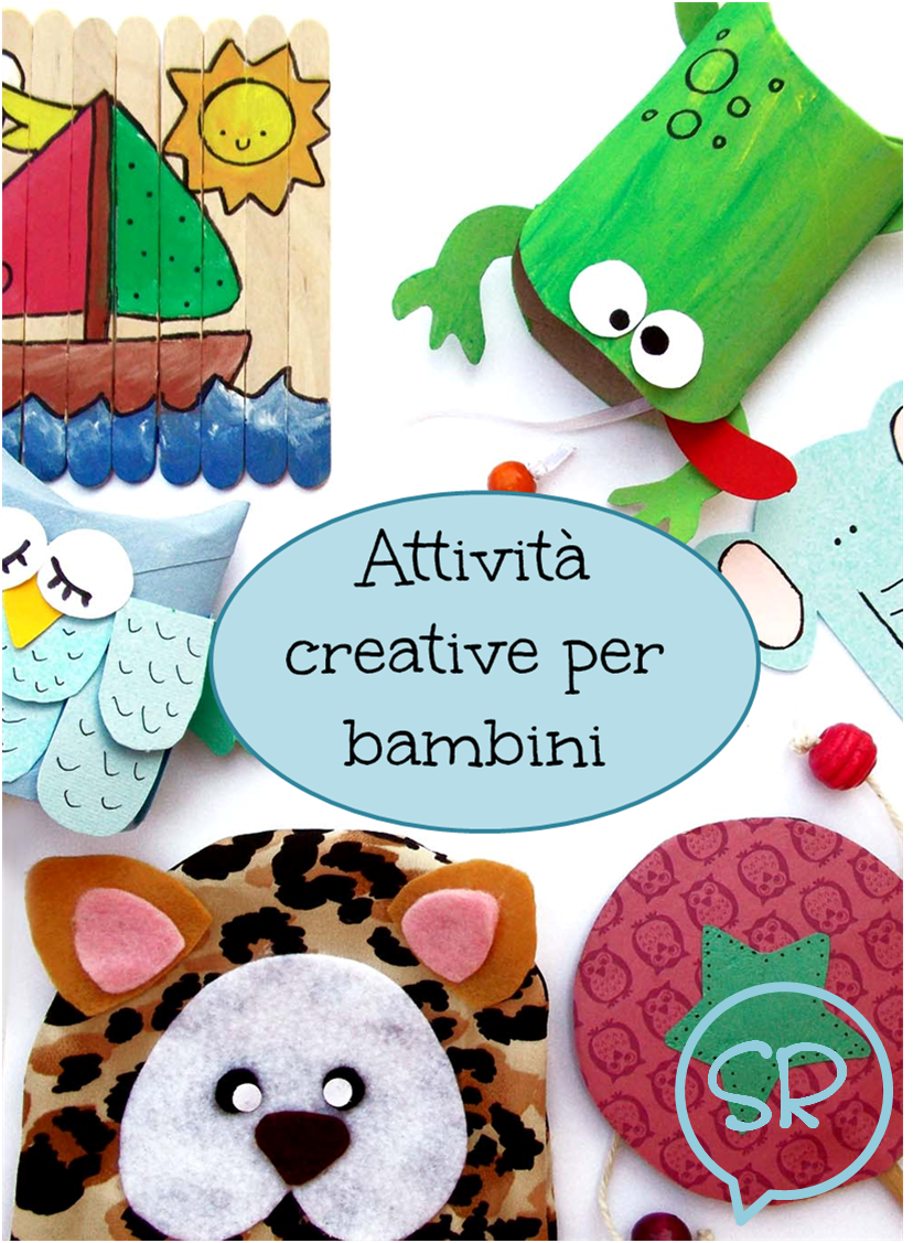 Richiedi il catalogo gratuito delle attività creative per bambini!