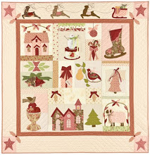 A Vintage Christmas Quilt