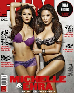 ehra madrigal, michelle madrigal, fhm