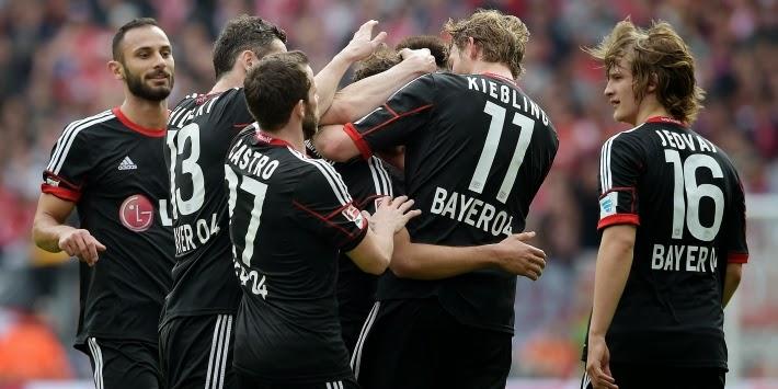 Top 5 Goal Bundesliga minggu ke 28