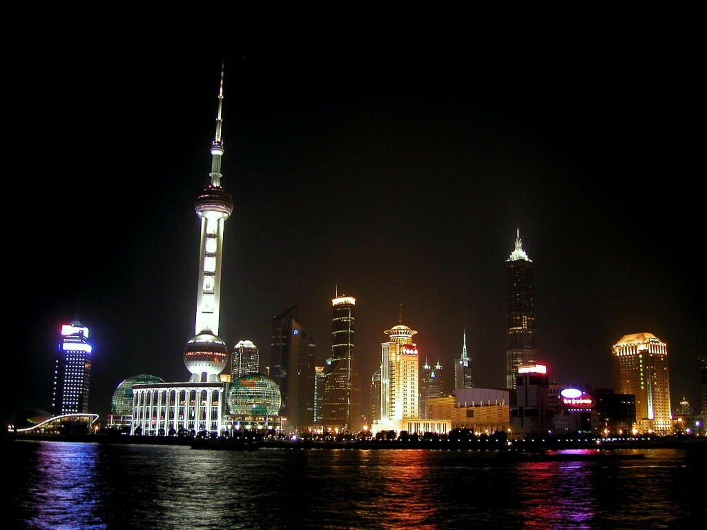 Shanghai skyline all type hd wallpapers for pc free 100 fine hd wallpapers download free hd - Shanghai skyline wallpaper ...