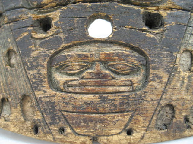 Observations interpretations of northwest coast tribal