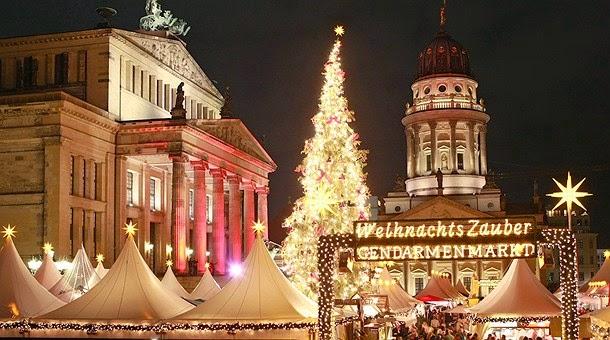 Los mercadillos de navidad en Berlín