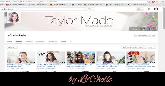 Vlogger, 2015, Taylor Made