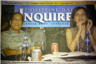 President Benigno Aquino III Iza Calzado