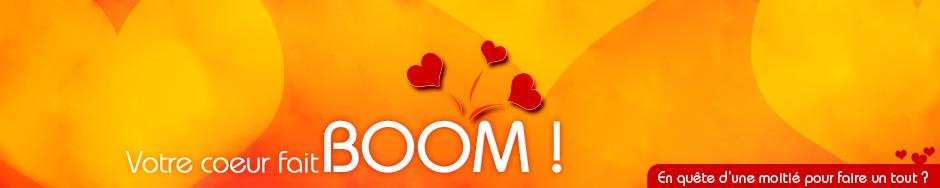 Votre Coeur fait BOOM !