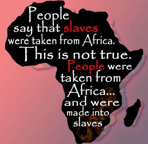 slavery themes