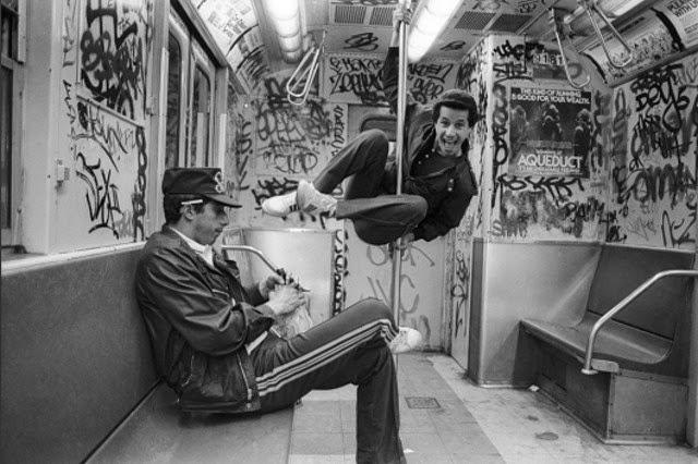 Metro South Bronx 1980