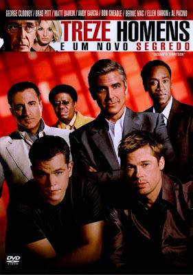 Treze Homens e Um Novo Segredo - DVDRip Dual Áudio