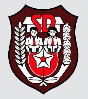 arti dan makna lambang logo sekolah dasar sd negeri