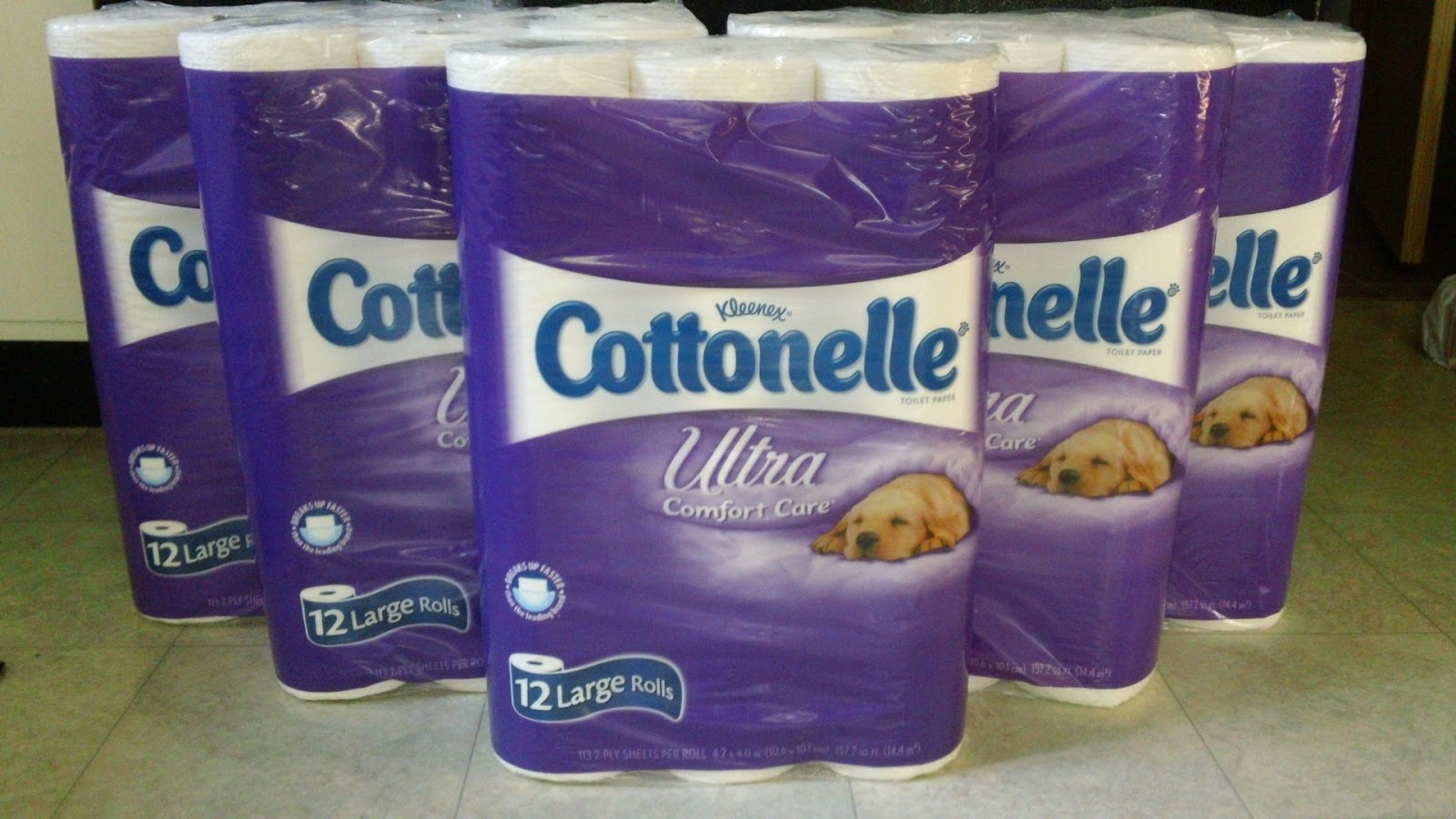 Extreme Couponing Mommy My Cottonelle Bathroom Tissue