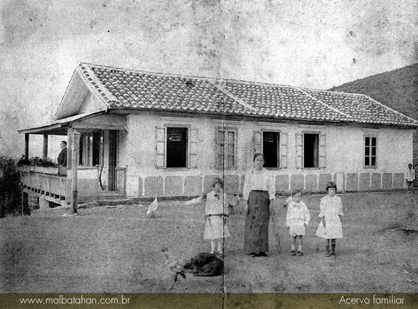 Fotos históricas de Malba Tahan – Professor Júlio César de Mello e Souza