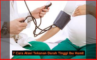 Cara Menurunkan Tekanan Darah Tinggi Pada Ibu Hamil
