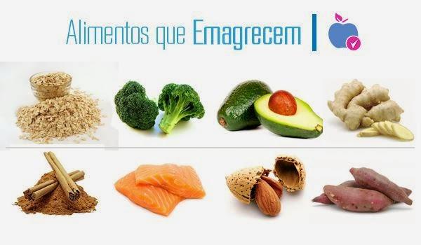 9 Alimentos que Emagrecem de Verdade