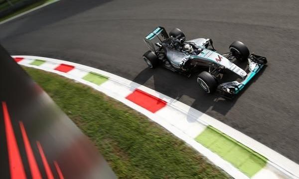 Fórmula 1 Gran Premio de Italia 2015