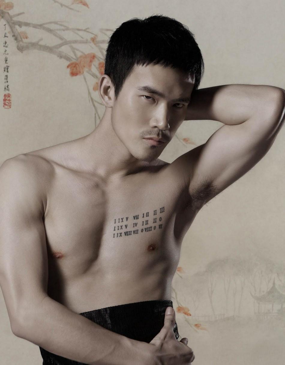 Gay sexy chinese men having free 6