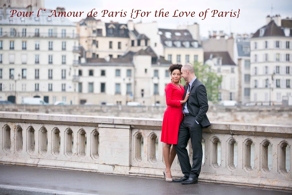 Pour l'amour de Paris {For the love of Paris}