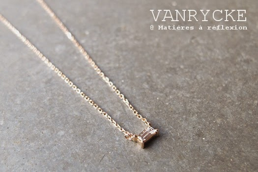 Pendentif Diamant vanrycke Georgia