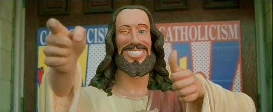 Jesucristo Colega Jay Bob dogma Kevin Smith