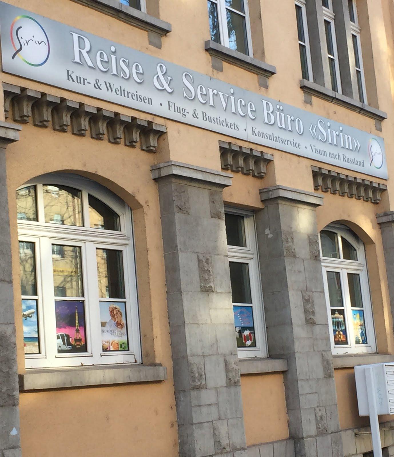 Reise & Servicebüro für Russlandreisen