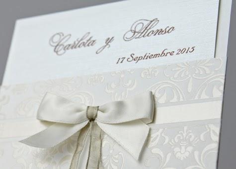 INVITACION DE BODA 34904 CARDNOVEL