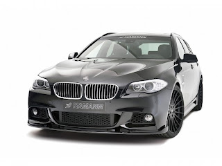 2011 Hamann BMW 5 Series Pictures