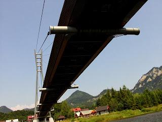 Most w Sromowcach