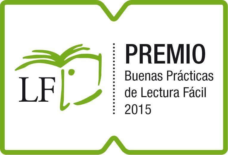 Accésit Premio Buenas Prácticas Lectura Fácil