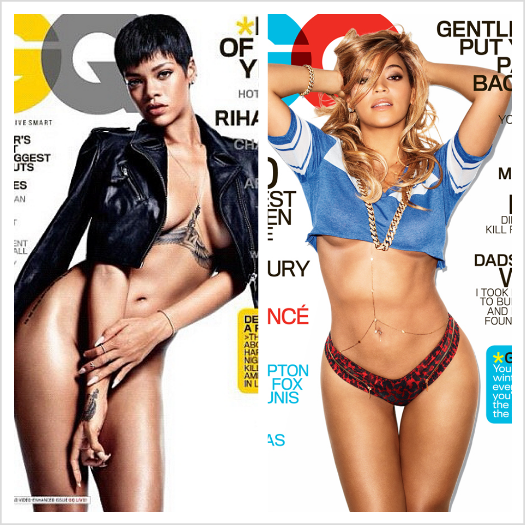Beyonce gq cover confirm. All
