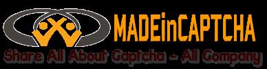 MADEinCAPTCHA