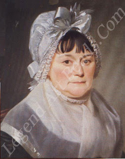 The artist's mother Ann Constable, the daughter of a London cooper, moved to Suffolk on marriage at the age of 19. A lively, sociable woman, she helped run the family business and gave her son much-needed encouragement in the difficult early years.