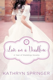 Heidi Reads... Love on a Deadline by Kathryn Springer