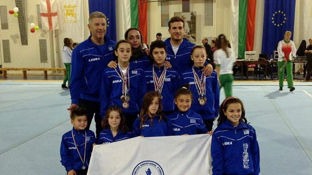Με τους καλύτερους οιωνούς ξεκίνησε η αγωνιστική χρονιά για τον Όμιλο Ενόργανης Γυμναστικής Αλεξανδρούπολης