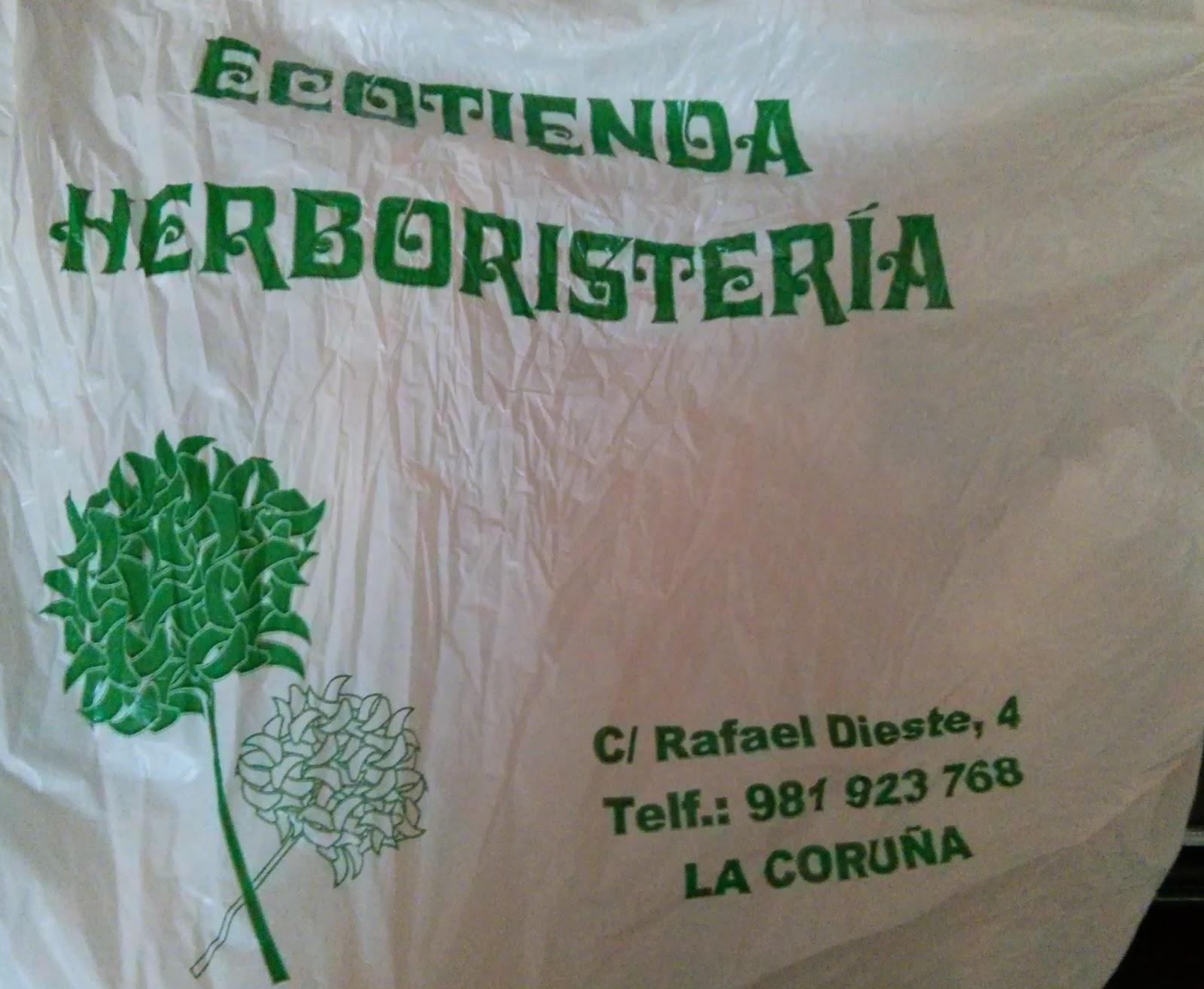 Ecotienda Herboristeria tienda ecologica a coruña