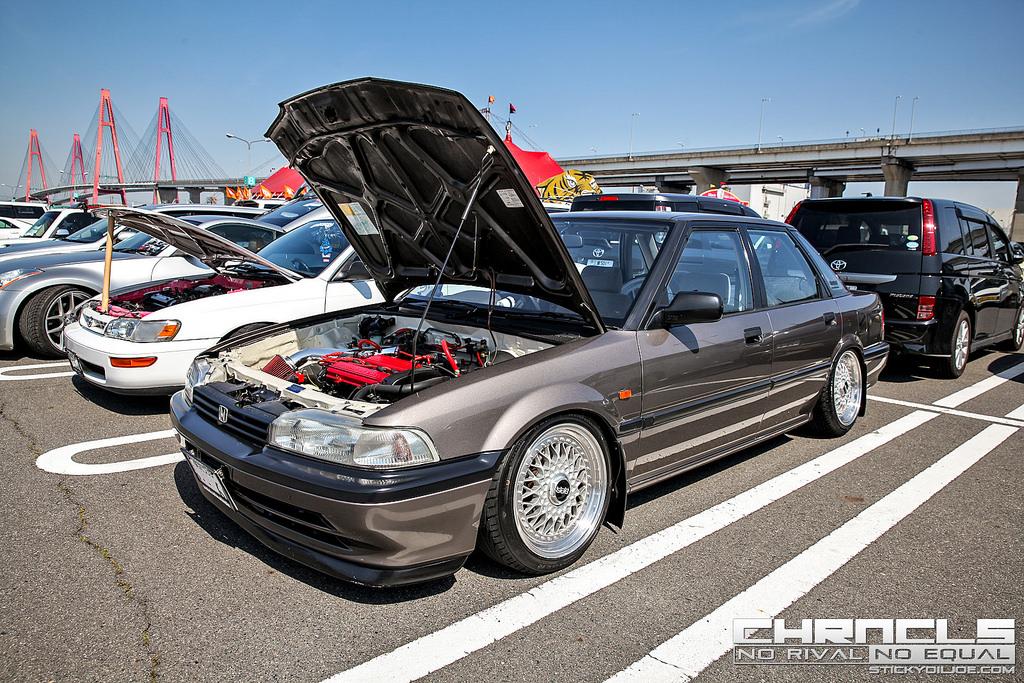 Honda Concerto, tuning, modyfikacje, pasja, ciekawe auta, mało znane samochody, japońska motoryzacja, zdjęcia, fotki