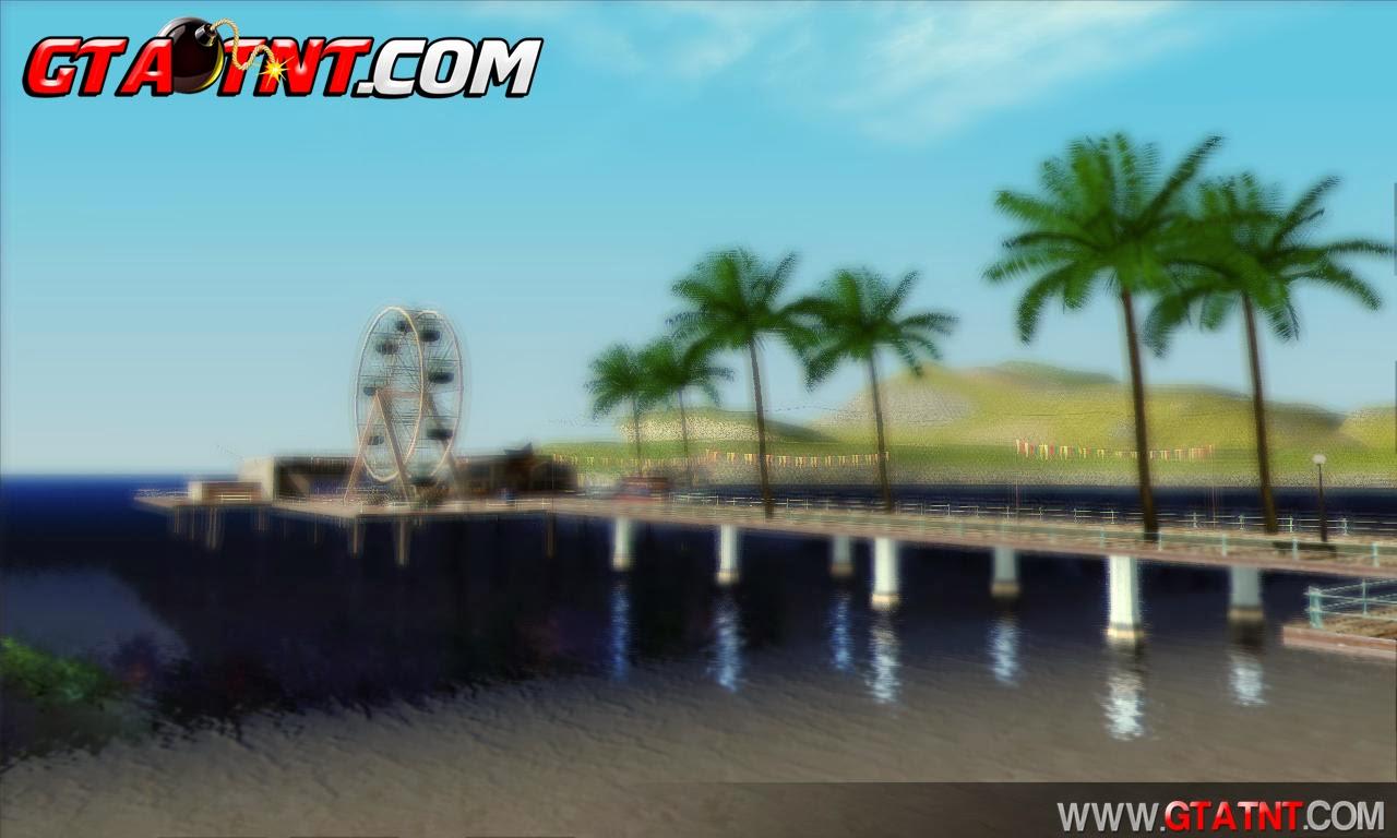GTA SA - Mod Time Control (Controlador do tempo)
