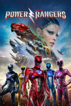 Power Rangers Torrent – BluRay 720p/1080p Dual Áudio