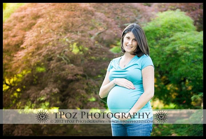Cylburn Arboretum Maternity Photos