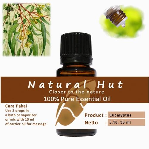perawatan natural minyak esensial natural hut