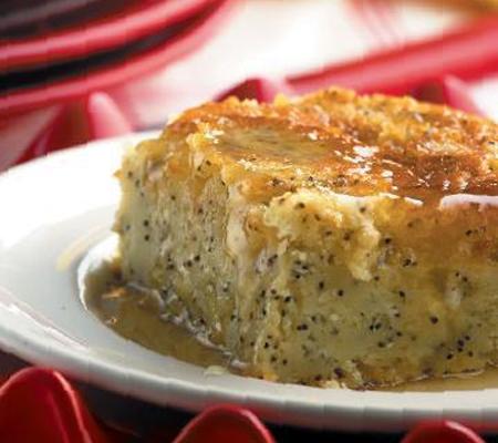 Lemon Poppy Seed Cake Recipes