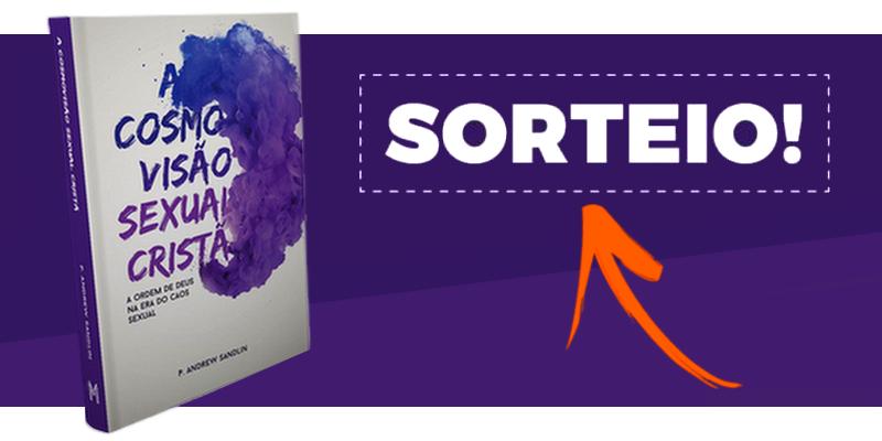 SORTEIO DE LIVROS EM PARCERIA COM O INTERNAUTAS CRISTÃOS