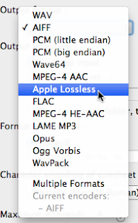 To Apple Lossless Converter