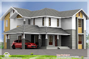 sloping roof house. Facilities in this house. Ground Floor Details