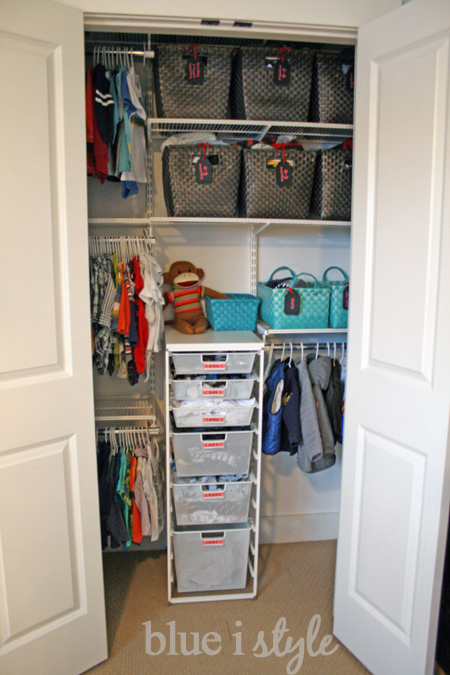 Organizing With Style Kid S Closet Pinspiration And A