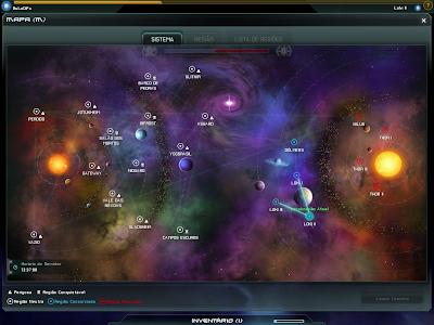 Taikodom - Pre v3.20 Systems Map